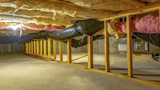 Crawl Space Coatings | Dallas