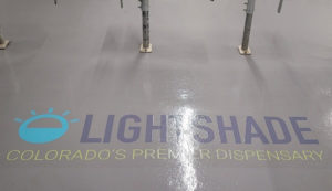 Epoxy Floor Replacement in Grow Facility